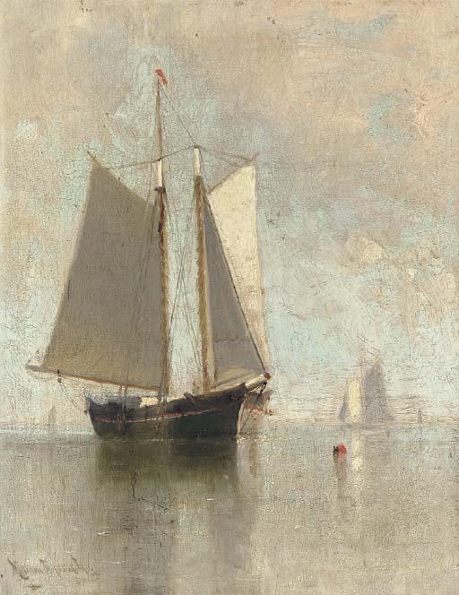 Marshall Johnson (American, 1850-1921)