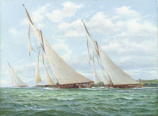 Stephen J. Renard (British, b.