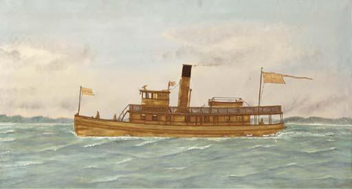 Thomas Willis (American, 1850-