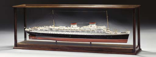 A detailed display model of th