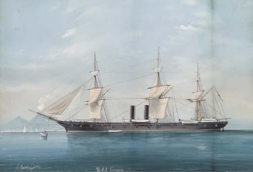 Luigi Roberto (Italian, 1845-1