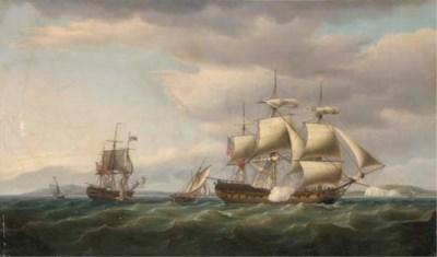 Thomas Whitcombe (British, c.1