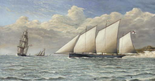Josiah Taylor (British, 19th C