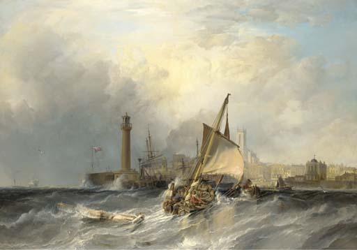 George Chambers, Snr. (British