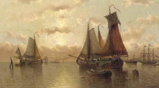 Auguste Henri Musin (Belgian,