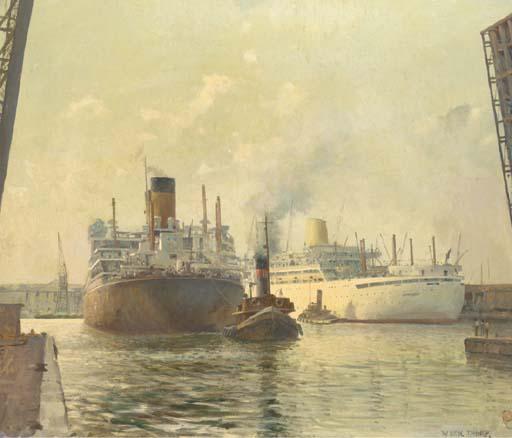 William Eric Thorp (British, 1