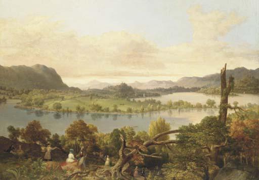 American School, circa 1840