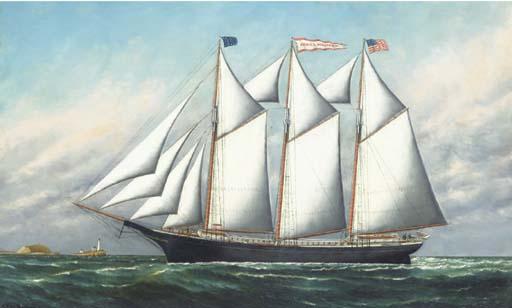 Samuel Finley Morse Badger (Am
