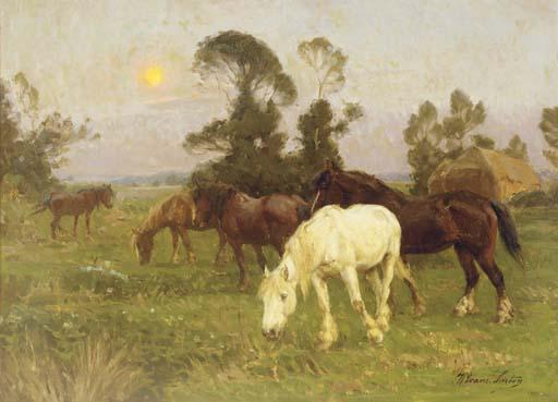 William Evans Linton (British,