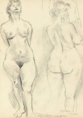 RAPHAEL SOYER (American, 1899-