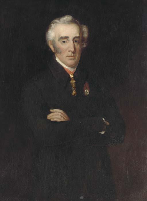 Henry Perronet Briggs, R.A. (B
