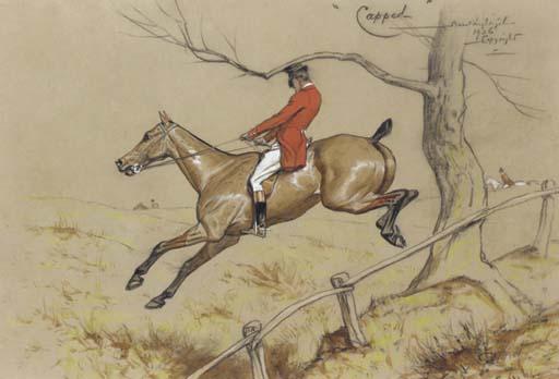 Basil Nightingale (British, 18