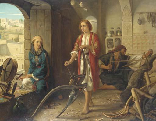 William Gale (British, 1823-19