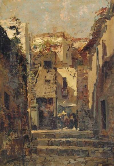 Ezelino Briante (Italian, 1901