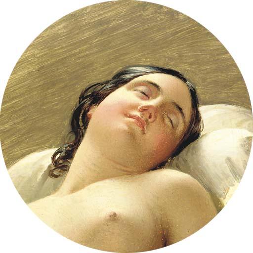 Anton Einsle (Austrian, 1801-1