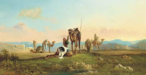 Charles Henri Marie van Wyk (D