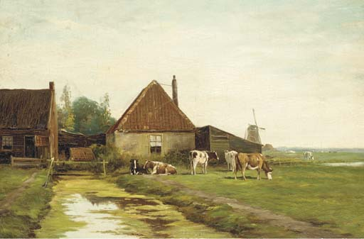 Willem Vester (Dutch, 1824-189