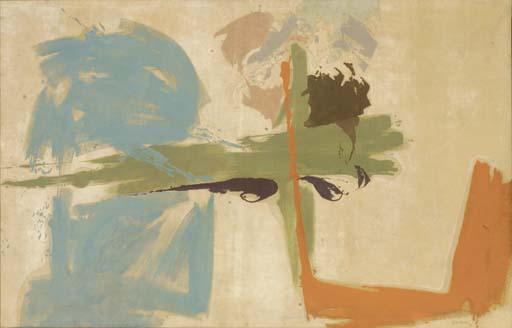 Friedel Dzubas (1915-1994)