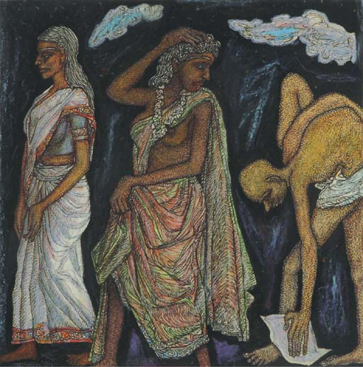 Jogen Chowdhury ( b. 1939)