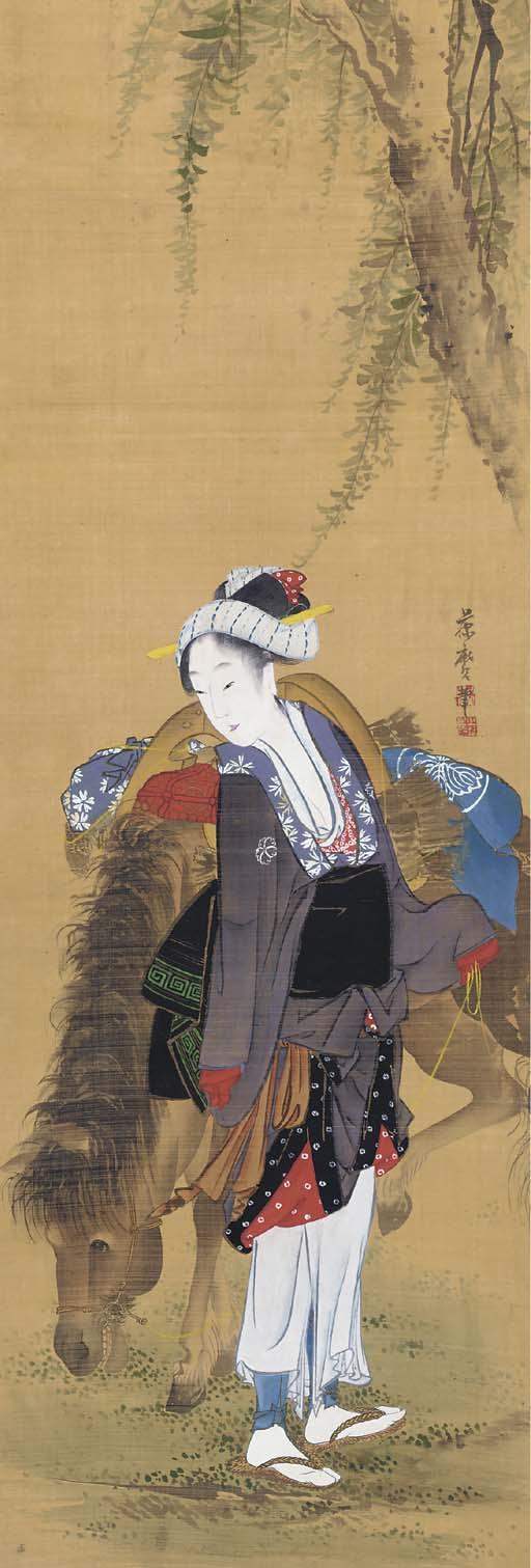 Kitagawa Fujimaro (1760-1850)