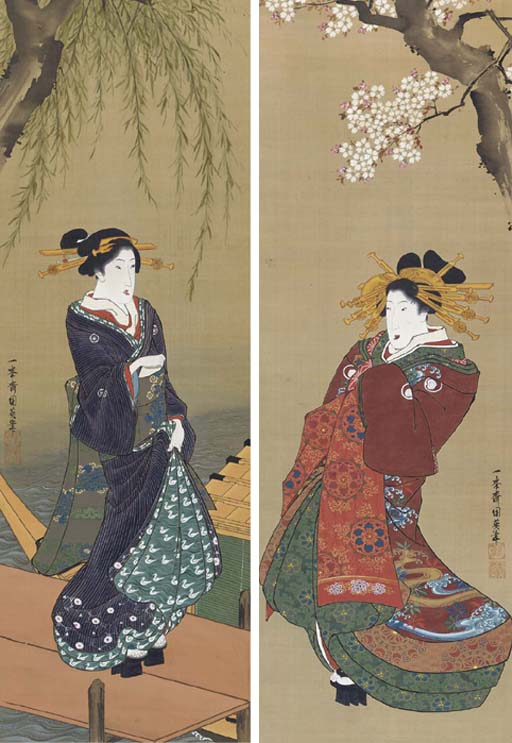 Utagawa Kunihide (19th Century