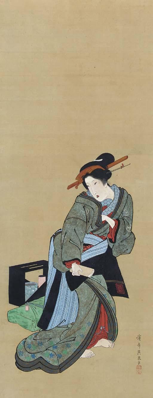 Keisai Eisen (1791-1848)
