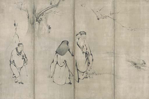 Kaiho Yusho (1533-1615)