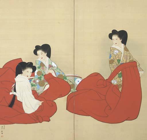Yamaguchi Soken (1759-1818)