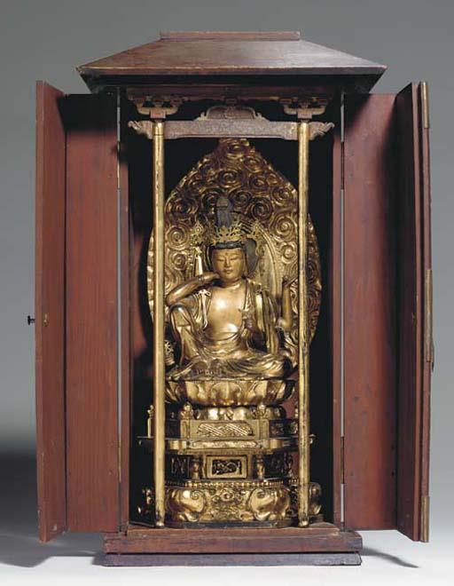 A Large Shrine (Zushi)
