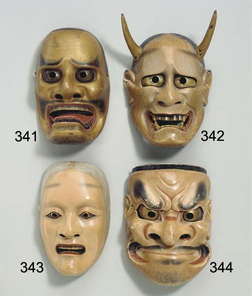 Noh Mask of Yamanba