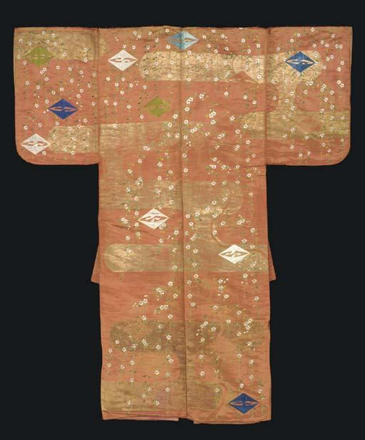 Nuihaku Noh Costume
