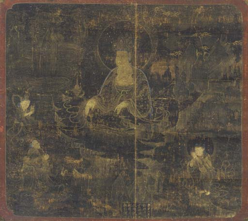 Anonymous, Choson period (14th