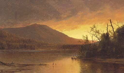 John Adams Parker (1829-1905)