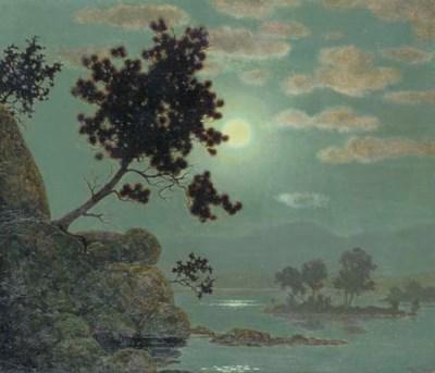 Harry Willson Watrous (1857-19