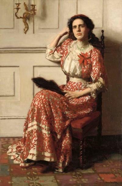 Thomas Pollock Anshutz (1851-1