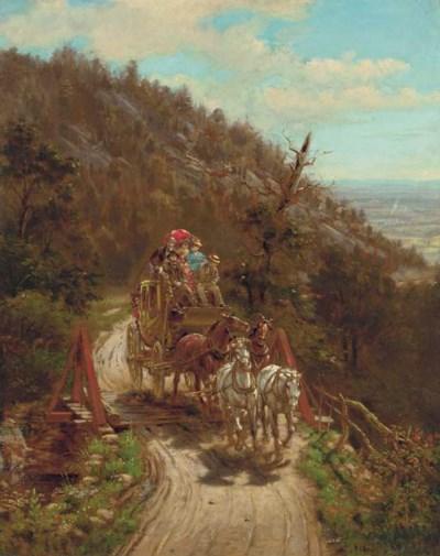 Edward Lamson Henry (1841-1913