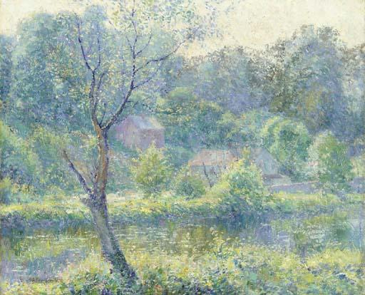 Albert Van Nesse Greene (1887-