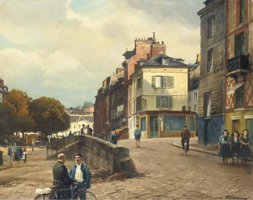 Ogden Minton Pleissner (1905-1