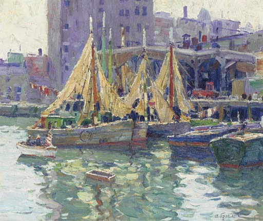 Anthony Thieme (1888-1954)