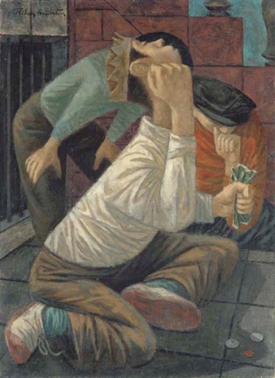 Fletcher Martin (1904-1979)