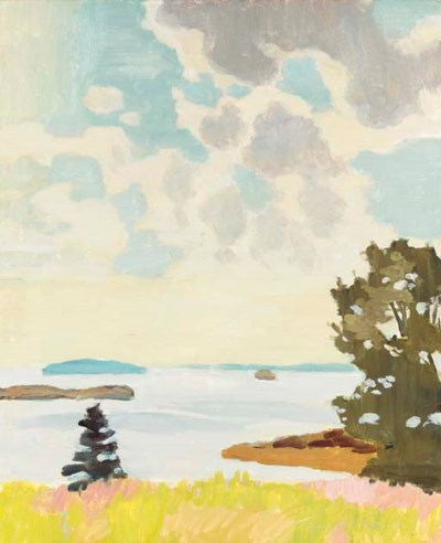 Fairfield Porter (1907-1975)