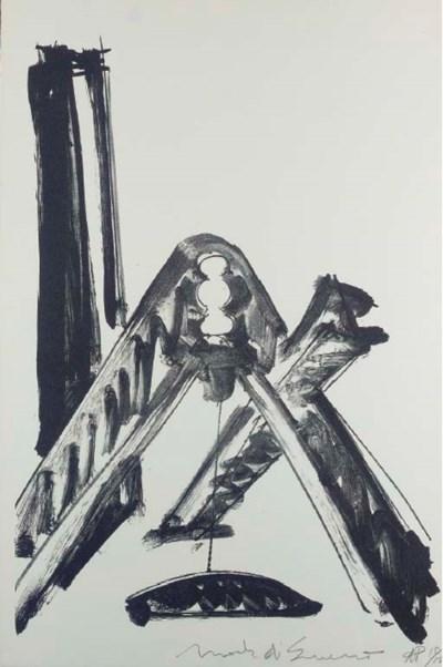 MARK DI SUVERO (B. 1933)