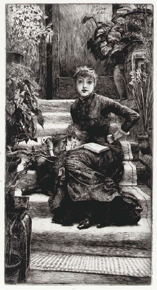 JAMES JACQUES TISSOT (1836-190