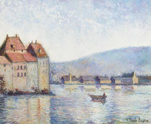 H. Claude Pissarro (b. 1935)