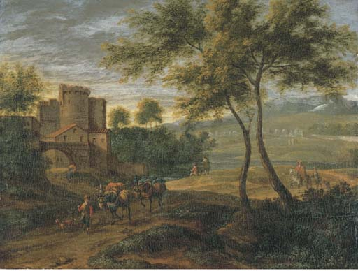 Pieter Bout (Brussels 1658-171