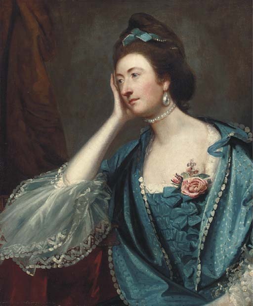 Sir Joshua Reynolds (Plympton