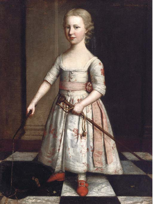 English School, ca.1770