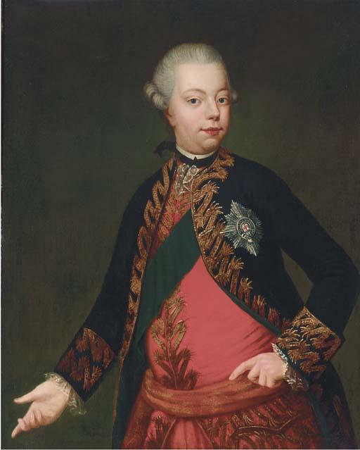 Austrian School, 18th Century
