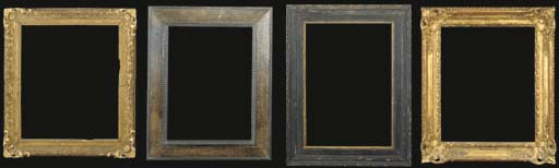 A GROUP OF FOUR FRAMES