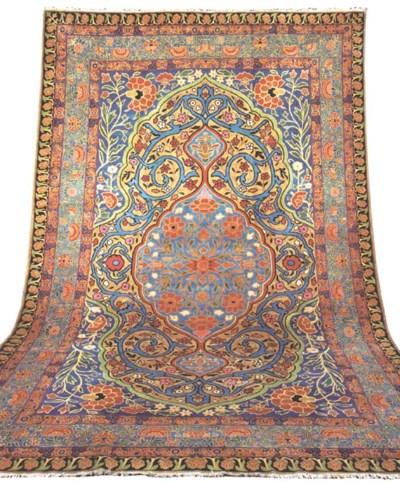 A TEHERAN CARPET,